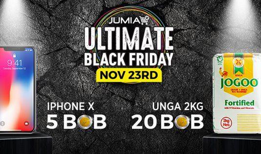 jumia kenya ultimate black friday