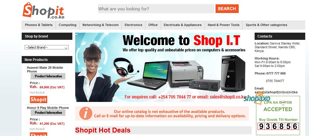 online shopping websites in Kenya 8