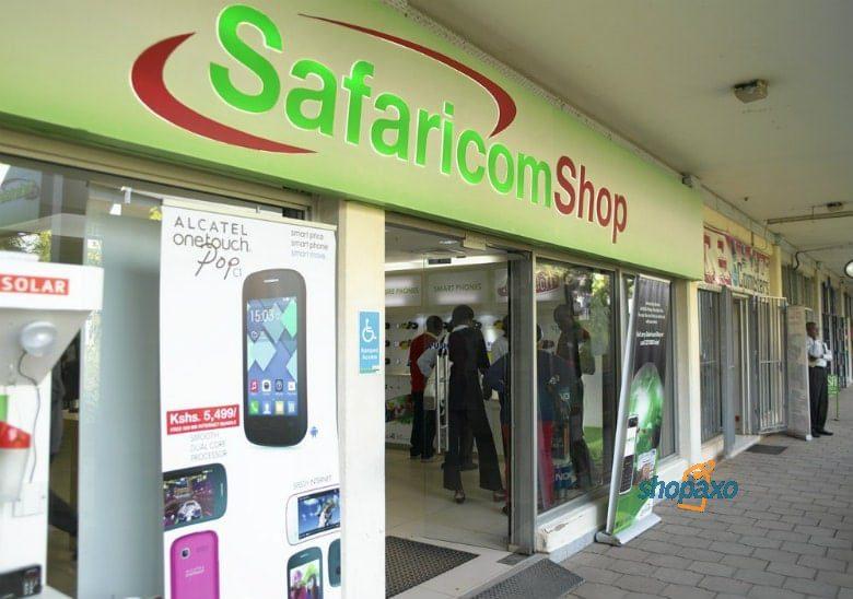 safaricom shops within nairobi