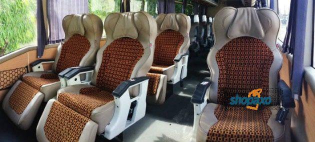 Mash Poa VIP Seats