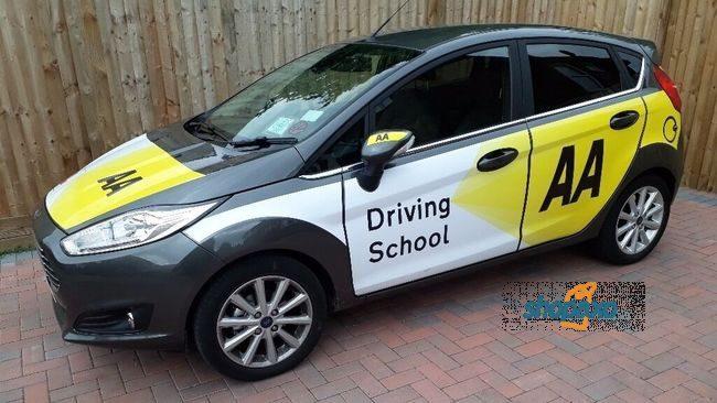 aa driving school fees