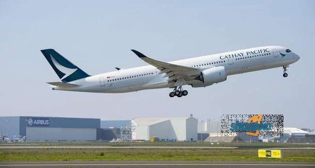 cathay-best airlines in the world 2019