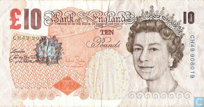 Sterling Pound -highest currency in the world