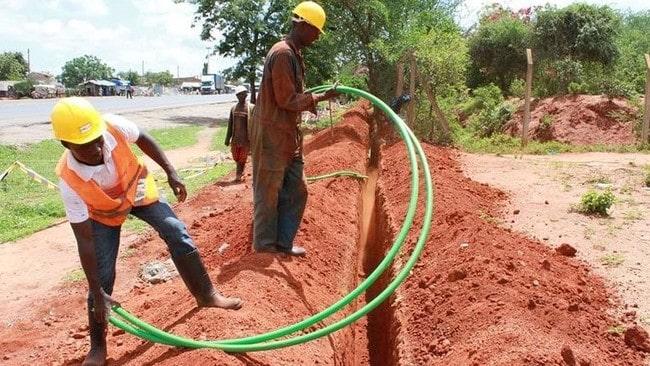 Zuku Takes Top Position-Safaricom home fibre internet From Safaricom In Fixed Internet