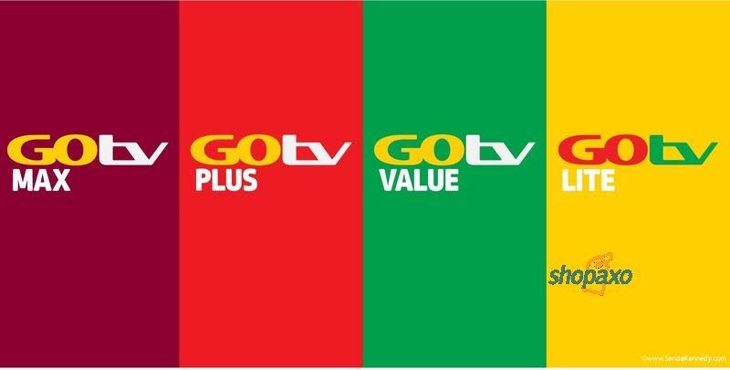 how to change gotv package in Kenya, Nigeria and Uganda