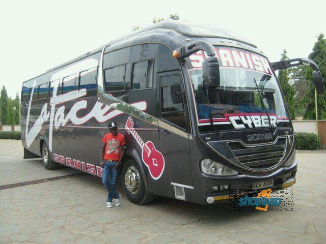 List of bus companies in Kenya-spanish bus online booking
