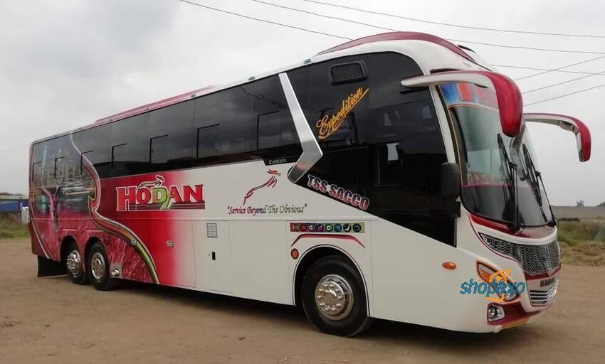 Hodan bus services online booking