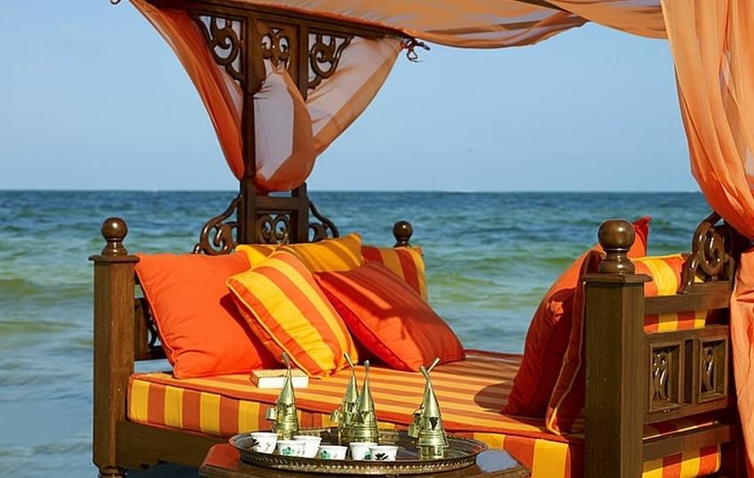 Serena Beach Resort and Spa in Mombasa