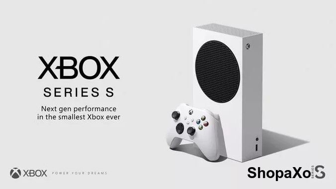 Xbox Series S Price In Kenya and specifications