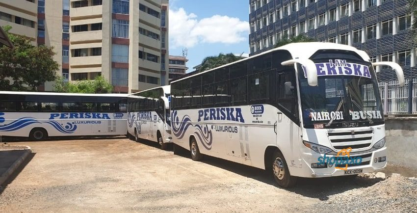 periska bus kenya online booking